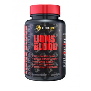 Alpha Lion – Lions Blood 60 caps