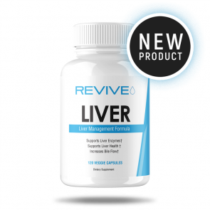 Revive MD Liver 120 Veggie Caps