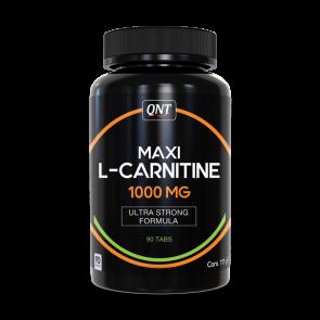 QNT Maxi L-Carnitine 1000 mg 90 tabs