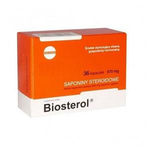 Megabol Biosterol - 36 Kapsel