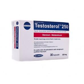 Megabol Testosterol 250 - 30 Kapsel