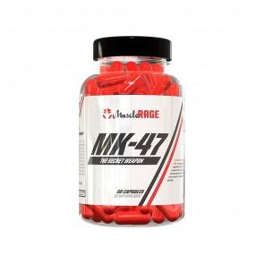 Muscle Rage MK-47 [MK-667] 60 caps