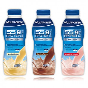 Multipower Protein Shake 12x500ml