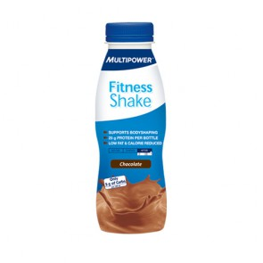 Multipower Fitness Shake 330ml