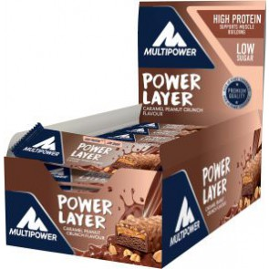 Multipower Power Layer Protein Bar 18x 50g
