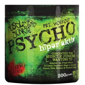 Muscle Junkie - Psycho hiperaktiv (200g)