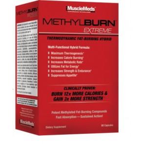 MuscleMeds MethylBurn Extreme - 60 Kapsel