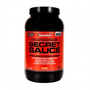 MuscleMeds Secret Sauce 1420g - Fruit Punch