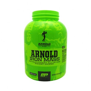 Muscle Pharm Arnold Iron Mass 2,2kg