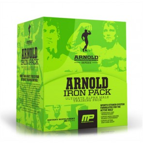 Muscle Pharm Arnold Iron Pack - 30 Packs