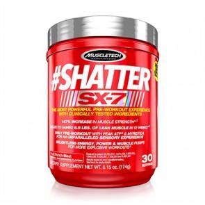Muscletech #Shatter SX-7 180g