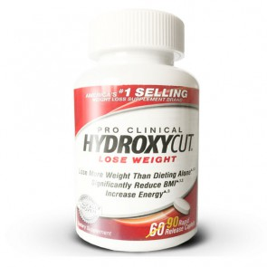 Muscletech Pro Clinical Hydroxycut - 90 Kapsel