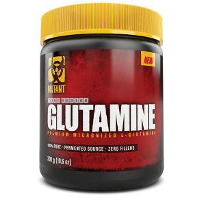 Mutant Core L-Glutamine 300g