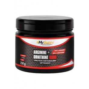 MySupps Arginine + Ornithine 6000 250g