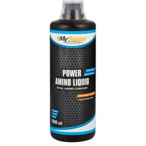 MySupps Power Amino Liquid 1Ltr.
