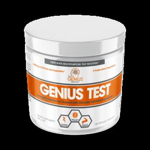 The Genius Brand Genius Test 120 Veggie Caps