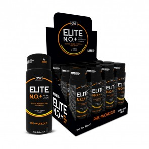 QNT Elite NO+ (Pre-workout) 12 x 80 ml