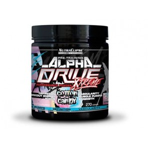 NutraClipse Alpha Drive XTREME 270g