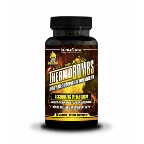 NutraClipse Thermo Bombs 56 Caps