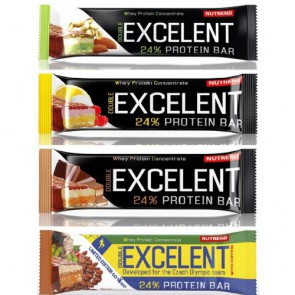 Nutrend Excelent Bar Double 18x 85g