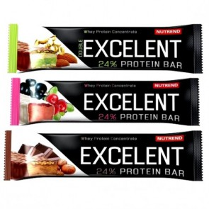 Nutrend Excelent Protein Bar 18x 85g