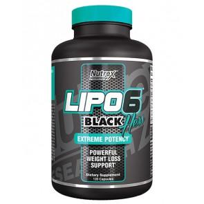 Nutrex Lipo 6 Black Hers 60 UC Kapseln