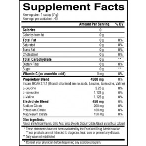 Yummy Sports Candies BCAA 40 Servings