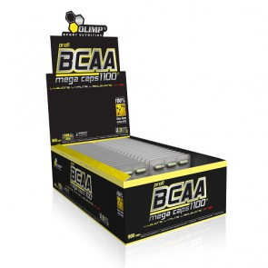 Olimp BCAA Mega Caps - 900 Kapsel Box