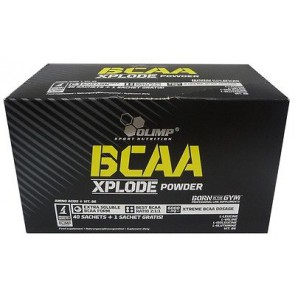 Olimp BCAA Xplode Powder - 41 Beutelchen/ Sachets
