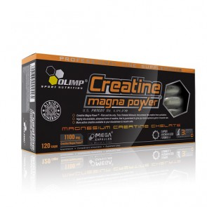 Olimp Creatine Magna Power 120 Kapsel