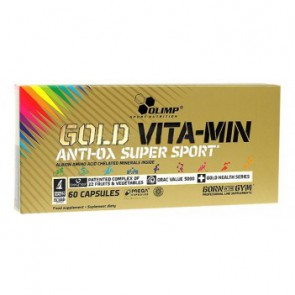 Olimp Gold Vita-Min Anti-Ox Super Sport 60 Kapsel