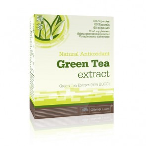 Olimp Green Tea - 60 Kapsel