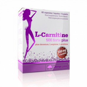 Olimp L-Carnitine 500 Forte Plus - 60 Kapsel