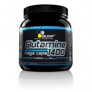 Olimp L-Glutamine Mega Caps - 900 Kapsel Box