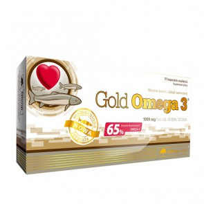 Olimp Omega 3 Gold Edition - 60 Kapsel