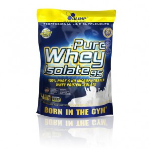 Olimp Pure Whey Isolate 95 - 600g Beutel