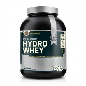 ON Platinum Hydrowhey 1560g Erdbeere
