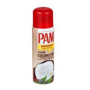 PAM Coconut Oil 141g - Flasche