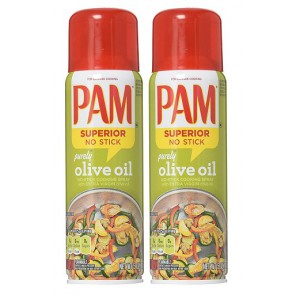 PAM Organic Olive Oil 141g