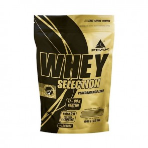 Peak Whey Selection - 1kg