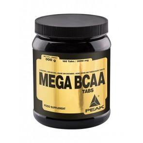 Peak Mega BCAA - 150 Tabs