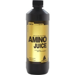 Peak Amino Juice - 1000ml Red Berry