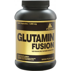 Peak Glutamin Fusion - 200 caps
