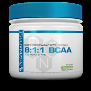 Pharma First BCAA 8:1:1 315g Lemon