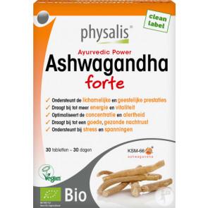 Physalis Ashwagandha Forte 30 Tabs