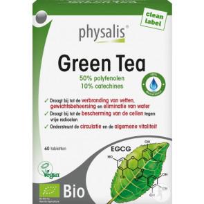 Physalis Green Tea 60 Tabs