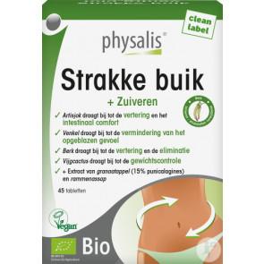 Physalis Strakke buik 45 tabs