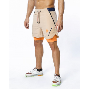 PROBROWEAR - Performance Shorts Desert