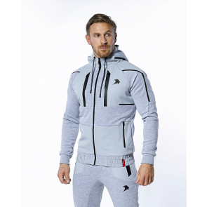 PROBROWEAR - Prime Hybrid Jacket Grey