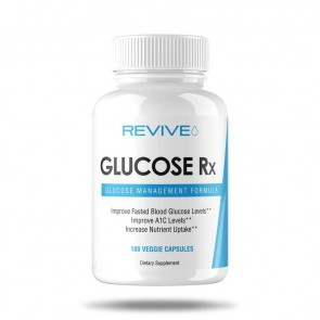Revive MD Glucose Rx 180 Veggie Caps